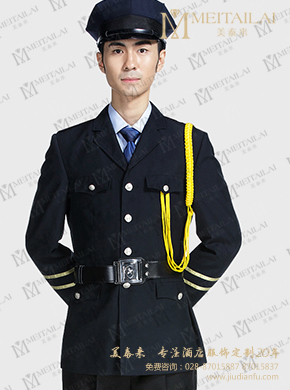 英式保安服