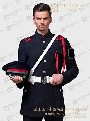 酒店保安服装