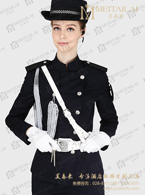 女士保安服